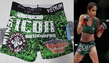 Livia Renata Souza Signed Invicta FC 17 Fight Used Worn Shorts Trunks PSA/DNA