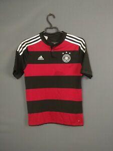 Germany Jersey 2014 2015 Away Kids Boys 13-14 y Shirt Trikot Adidas G74524 ig93