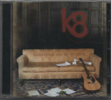 K8 SOMETHING OUT OF NOTHING  ROCK/COUNTRY CD  2003/2004