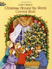 Coloring Book Adults Christmas Celebrated Image Design Relax Activity AntiStress