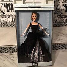 Barbie Designer Spotlight In Black Velvet By Heather Fonseca 2004, NRFB