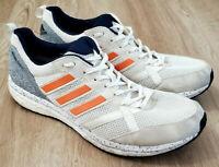 Adidas Mens Sneakers Size 12 Adizero Tempo 9 Legacy White