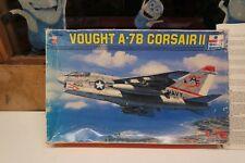 A ESCI un made plastic kit of a Vought A-7B Corsair II boxed SH1