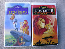 2 Great Disney Classics:The Lion King &The Lion King 2 Great Entertainment