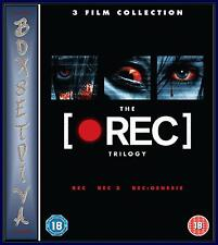 REC TRILOGY - 3 FILM COLLECTION   ***BRAND NEW  DVD***