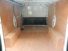 Renault Trafic New Shape Van LWB Ply Lining quality plylining Kit, 2014 Onwards