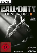 PC Computer Spiel ***** Call of Duty 9: Black Ops II 2 * COD 9 ****NEU*NEW*18*55