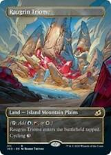 WOTC Ikoria Lair of Behemoths  Raugrin Triome (Showcase) (R) (Foil) NM