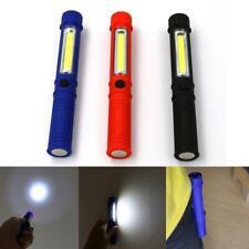 """Multifunctional COB LED Mini Pen Light Work Inspection Flashlight 1"""" Taschenlamp"""