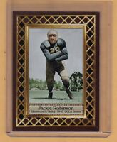 Jackie Robinson quarterback - UCLA Bruins, Fan Club serial numbered /300