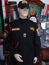 "IRAQ/Iraqi special forces, Loyalty to the Homeland ""Lieutenant ""Black Uniform."