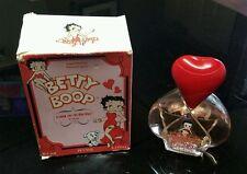 BETTY BOOP PARIS..EAU DE TOILETTE in BOX.3.4 OZ / 100 ML