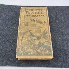Altes Badisches Kochbuch 1878