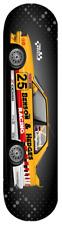 Car Art #25 E30 DTM m3 skateboard Deck 7-ply canadian hard rock maple