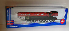 SIKU SUPER 1:87 Scale 1830 7 AXLE (14 Wheel) CRANE Die Cast/Plastic New & Boxed