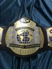 WCW World  Heavy Weight Wrestling Championship Belt.Adult size