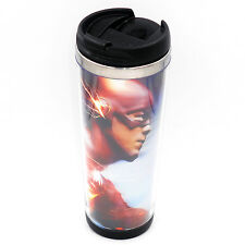 New Mug Coffee Cup The Flash Creative Milk Tea Water Travel Cup for Adults 400ML