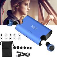 X2T Mini Wireless Bluetooth 4.2 TWS Earphone Stereo Headset Sport In-Ear Earbuds