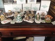 Charming Tails Lot Of 9 Figurines By Dean Griff Sale