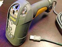 EXCELLENT Symbol Motorola DS3508-SR USB 2D barcode scanner,qualify for 17% off ?