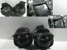 Satteltasche links rechts Tasche Koffer Yamaha XVS 1100 Drag Star, VP05, 00-02