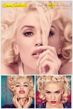 Gwen Stefani Promo poster This is what the truth feels like, used to love you