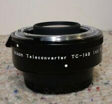 Nikon Teleconverter TC-14B 1.4X Lens