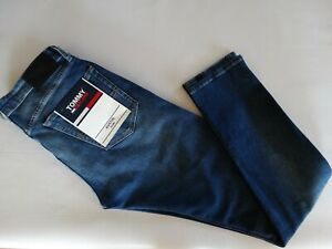 Tommy Jeans - Austin - Slim Tapered Fit - Wilson Mid Blue Stretch - BNWT