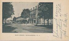 TRUMANSBURG NY - Main Street - udb - 1906