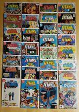 New Teen Titans Comic Lot! *30 Comics* No Dups