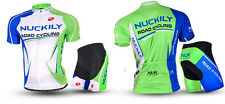 Pro Men's Breathable Cycling Bicycle Jersey Sets MTB Bike Jersey & Shorts Suit