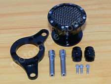 CNC Velocity Stack Air Cleaner Intake Filter For Harley Sportster XL883 1200 USA