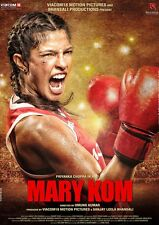 Mary Kom - DVD (Priyanka Chopra...) Bollywood