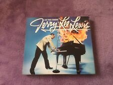 CD JERRY LEE LEWIS  LAST MAN STANDING