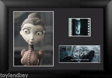 Film Cell Genuine 35mm Framed & Matted Tim Burton Corpse Bride S2 USFC5484
