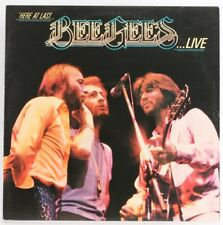 Bee Gees, Here At Last Bee Gees Live   Vinyl Record *USED*