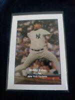 1997 Sports Weekly Hideki Irabu Baseball Card