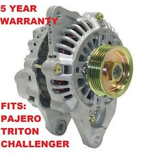 Alternator FITS Mitsubishi Challenger 3.0L Petrol PA V6 engine 6G72 HIGH QUALITY