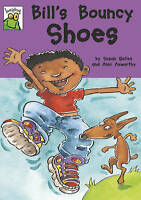 Gates, Susan, Leapfrog: Bill's Bouncy Shoes, Very Good Book