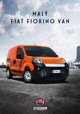 Fiat Fiorino Van 02 / 2008 catalogue brochure Slovakia Slovaquie