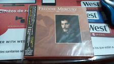 QUEEN-FREDDIE MERCURY-SOLO 3 CD BOX-CON OBI JAPAN-
