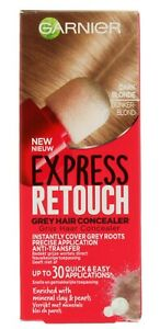 Garnier Express Retouch Root Concealer for Dark Blonde Hair - 10ml