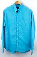 Gant Hombre Lavado Detalle Oxford Ajustado Camisa Informal Talla XL TZ300