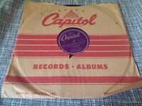 Jo Stafford 78 Capitol 15171 Baby, Won't You Please Come Home Nat King Cole