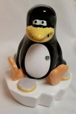 More details for money bank - wallace & gromit pedro the penguin ceramic money coin jar 5