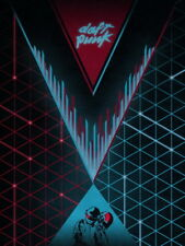 "184 Daft Punk - TRON Random Access Memories Music Player 24""x32"" Poster"