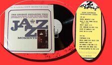 LP George Shearing Trio: Jazz Moments rarità (1963)