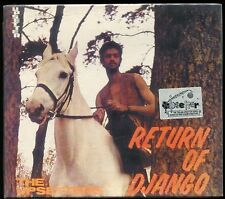 The Upsetters - Return Of Django (1970) +8 Bonus CD NEW 2003 TJCCD100 Lee Perry