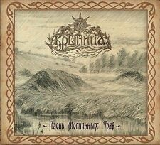 "KRYNITZA (RUS) ""THE SONG OF THE SEPULCHRAL GRASS"" DIGICD 2012 Temnozor Sonne Hag"