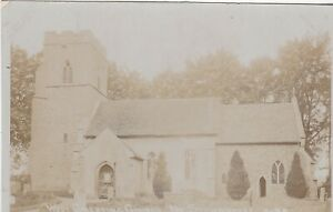 West Creeting / Creeting St. Peter Church, Nr STOWMARKET, Suffolk RP